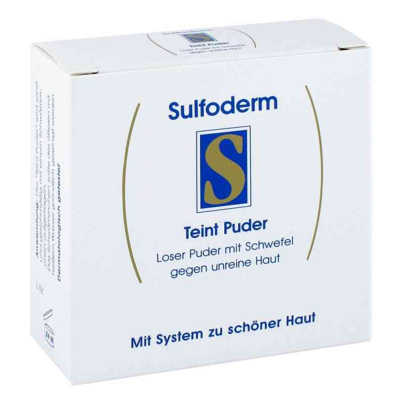 Sulfoderm S Teint puder  zamów na apo-discounter.pl