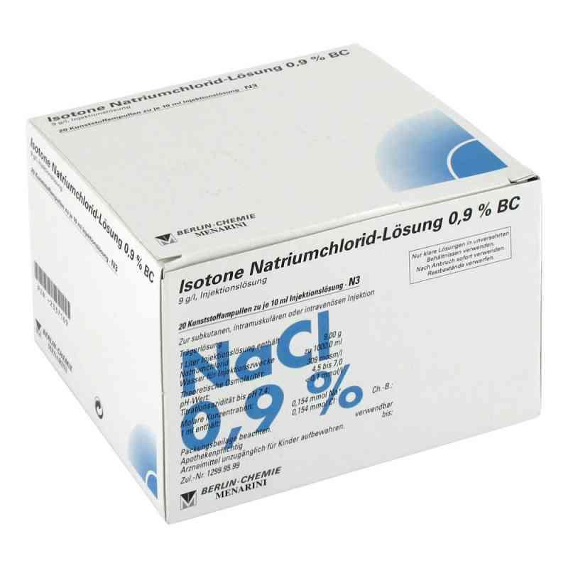 Isotone Nacl Loesung 0,9% Bc Plast. Inj.-lsg. zamów na apo-discounter.pl