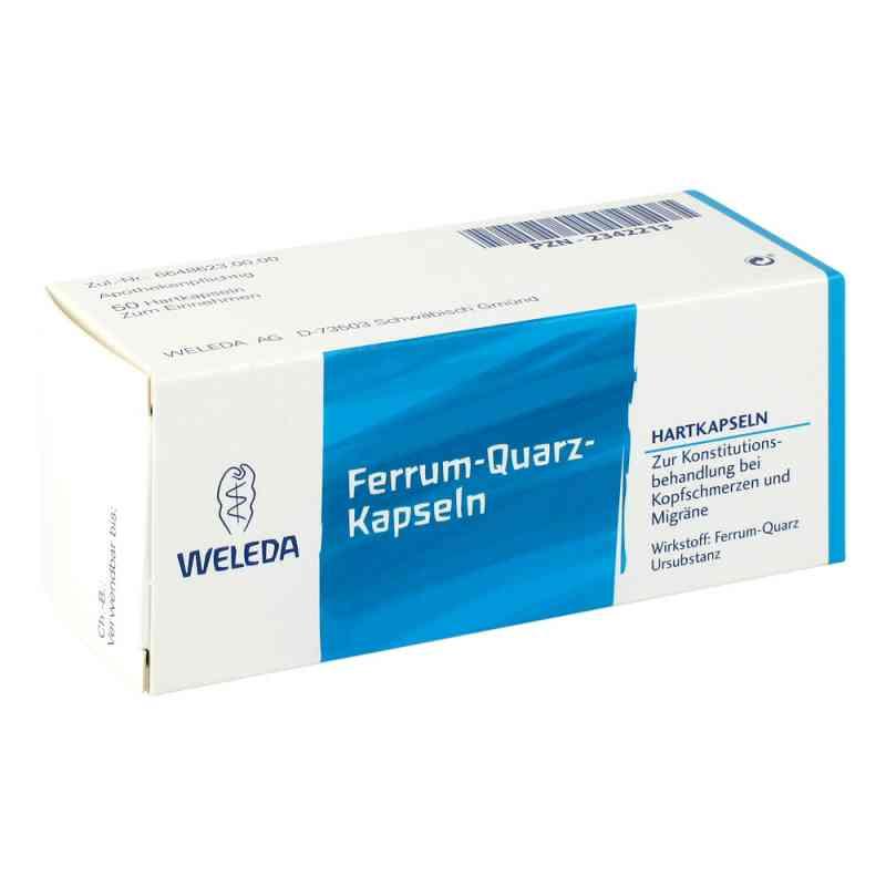 Ferrum Quarz Kapseln  zamów na apo-discounter.pl