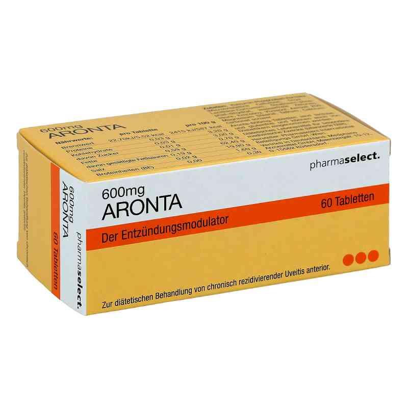 Aronta 600 mg Tabletki   zamów na apo-discounter.pl
