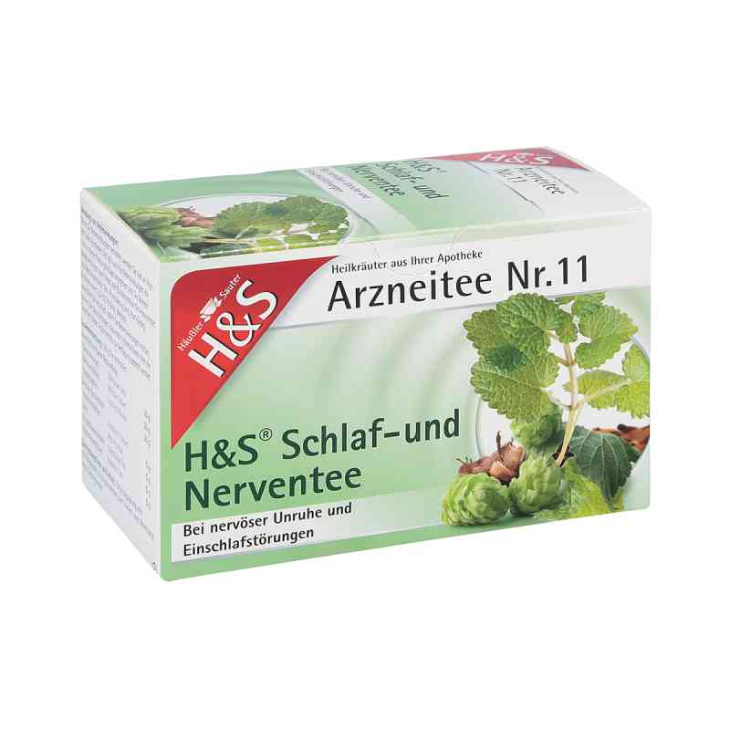 H&s herbata uspokajająco-usypiająca  zamów na apo-discounter.pl