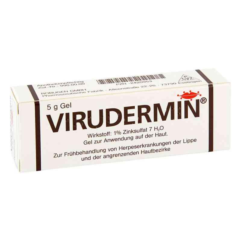 Virudermin Gel  zamów na apo-discounter.pl