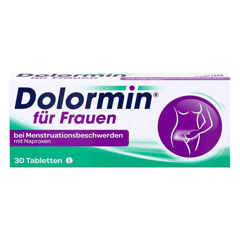 Dolormin fuer Frauen Tabl. zamów na apo-discounter.pl