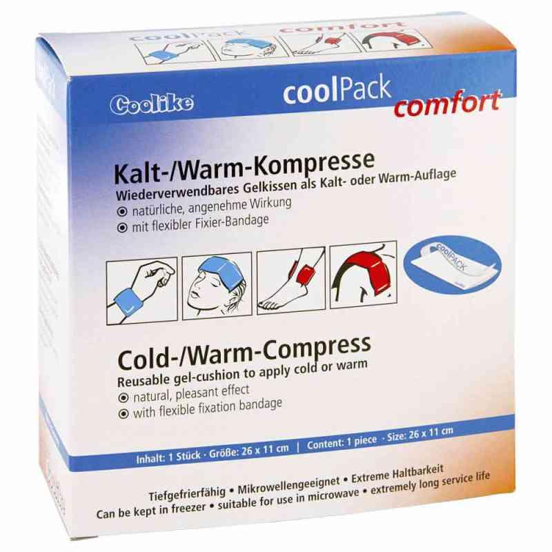 Cool Pack ciepłe lub zimne okłady  zamów na apo-discounter.pl