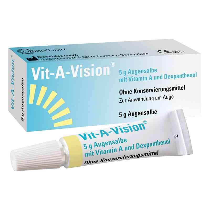 Vit-a-vision maść do oczu  zamów na apo-discounter.pl