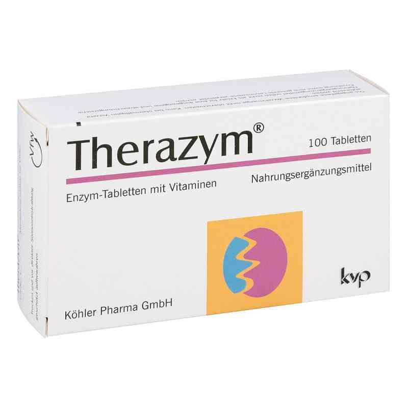 Therazym tabletki 100 szt. od Köhler Pharma GmbH PZN 02471324