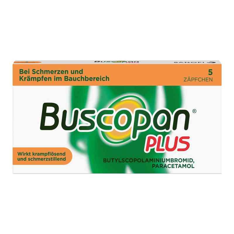 Buscopan plus Suppos. zamów na apo-discounter.pl