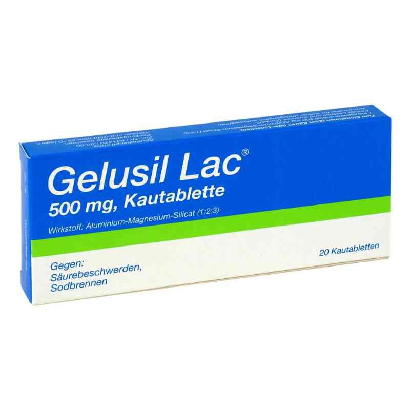 Gelusil Lac Kautabl. zamów na apo-discounter.pl