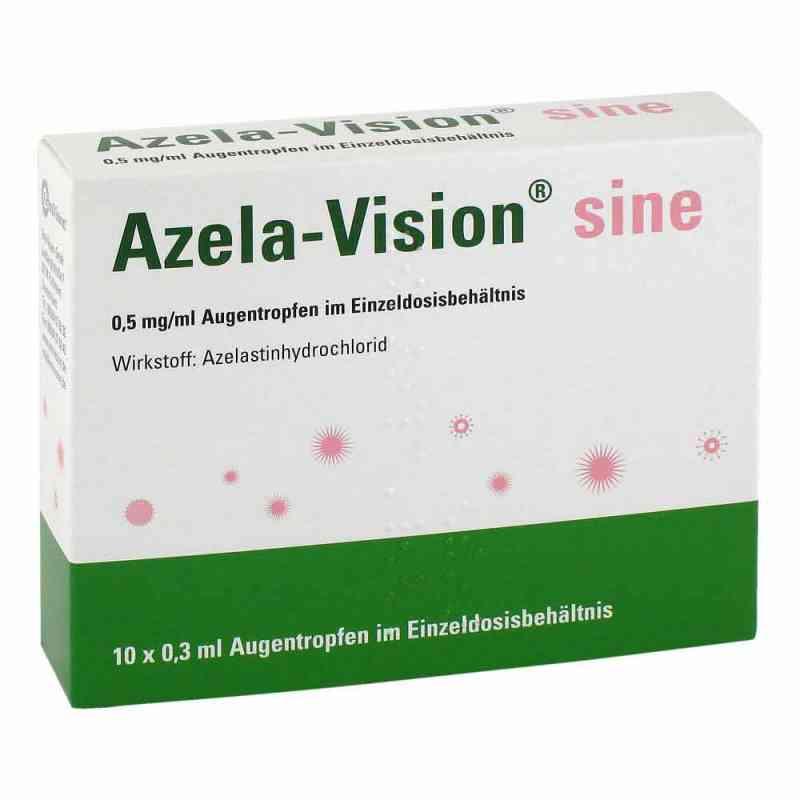 Azela-vision sine 0,5 mg/ml Augentropfen i.einzeldosis.  zamów na apo-discounter.pl
