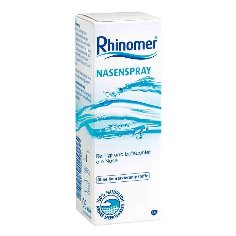 Rhinomer aerozol do nosa  zamów na apo-discounter.pl