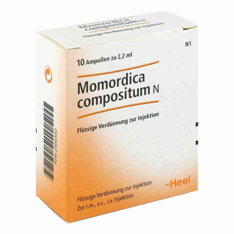 Momordica Comp. N Amp.  zamów na apo-discounter.pl