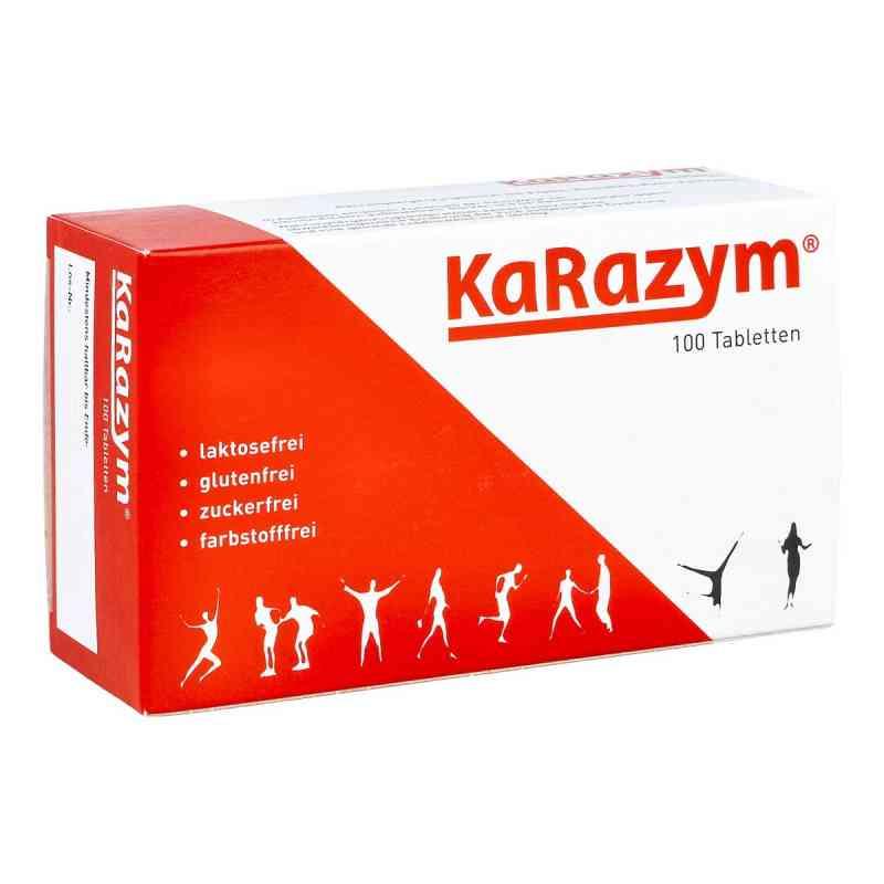 Karazym tabletki dojelitowe  zamów na apo-discounter.pl
