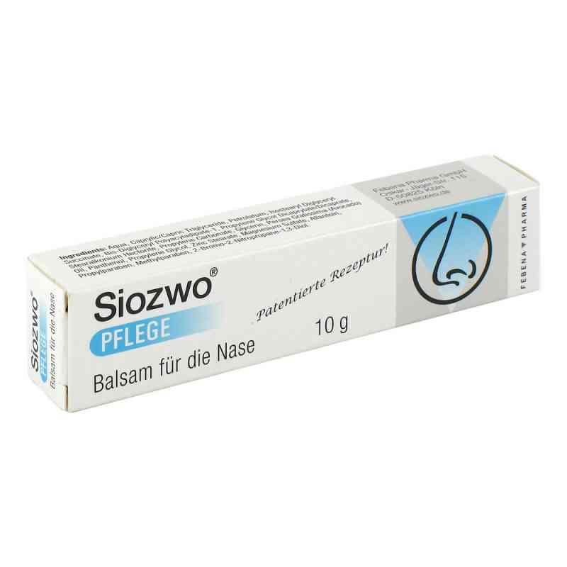 Siozwo balsam pielęgnacyjny do nosa  zamów na apo-discounter.pl