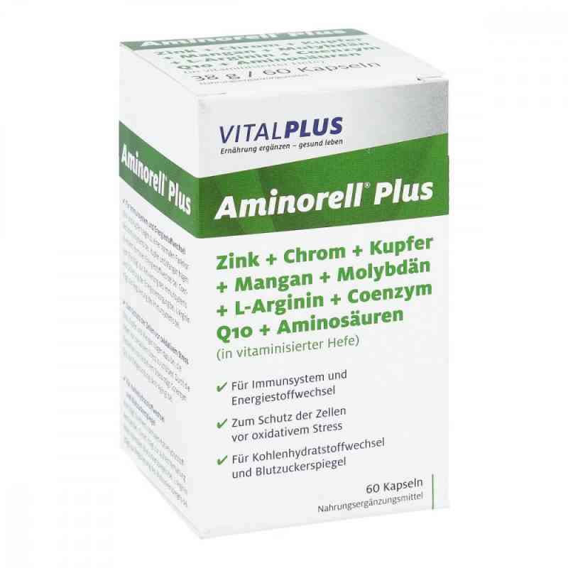 Aminorell plus Kapseln  zamów na apo-discounter.pl