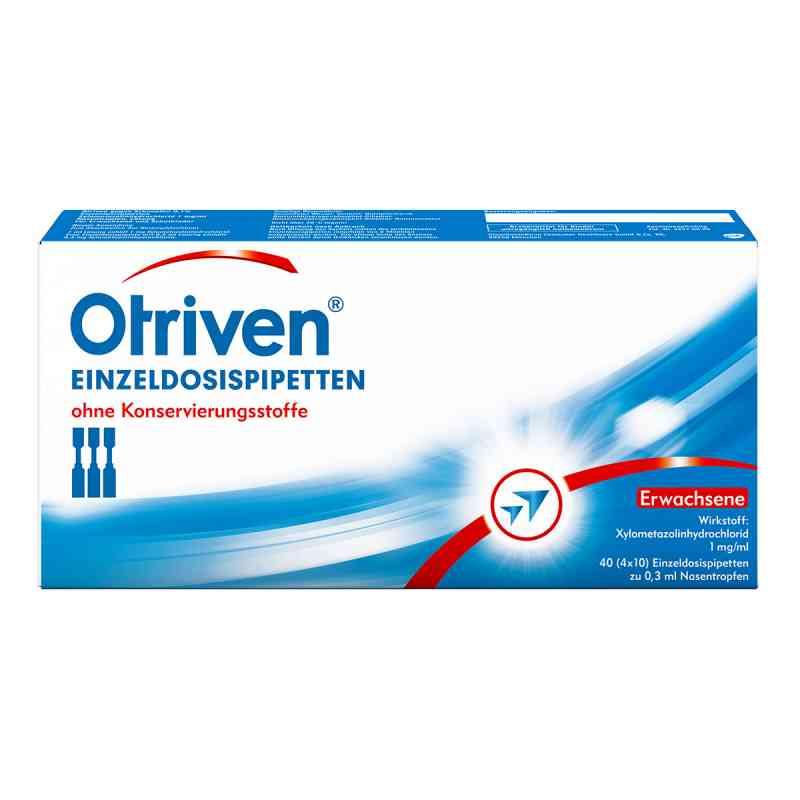 Otriven 0,1% Nasentropfen Einzeldosispip.  zamów na apo-discounter.pl