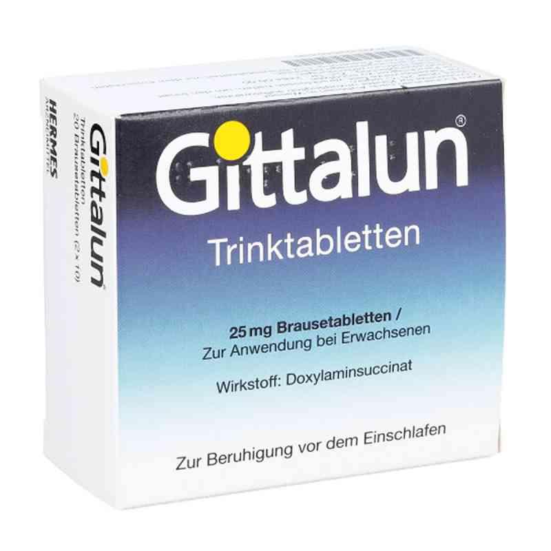 Gittalun Trinktabletten zamów na apo-discounter.pl