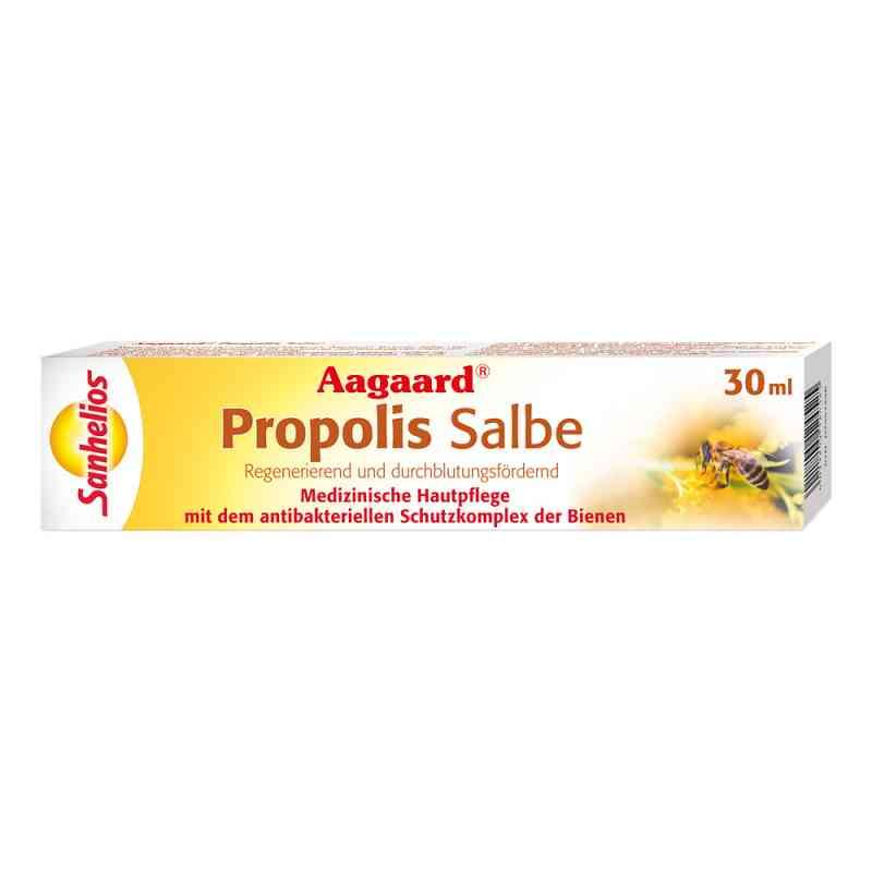 Aagaard Propolis 10% maść   zamów na apo-discounter.pl
