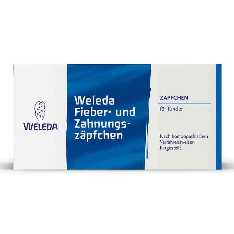 Fieber- Und Zahnungszaepfchen zamów na apo-discounter.pl