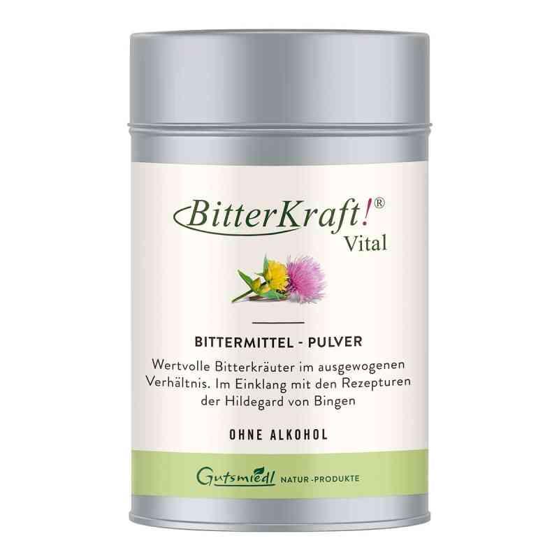 Bitterkraft gorzkie zioła proszek 100 g od Gutsmiedl Natur-Produkte GmbH PZN 02566361