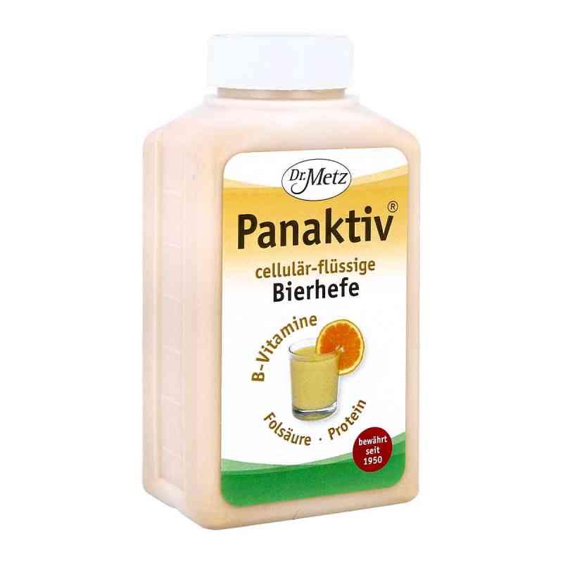 Panaktiv drożdże piwne w płynie  zamów na apo-discounter.pl
