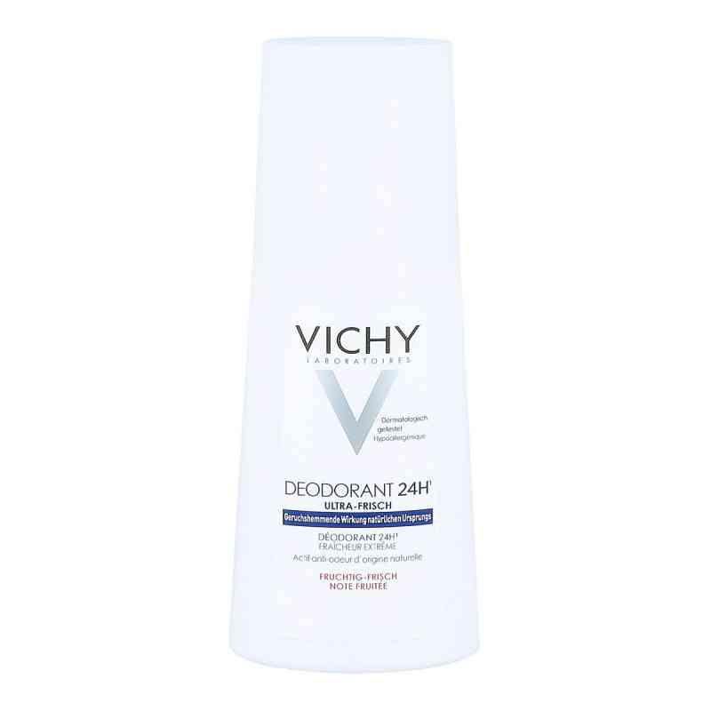 Vichy Dezodorant owocowy odświeżający z pompką  zamów na apo-discounter.pl