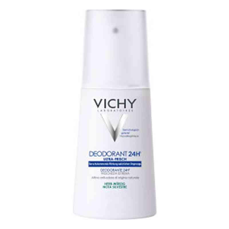 Vichy Dezodorant ziołowy odświeżający z pompką zamów na apo-discounter.pl