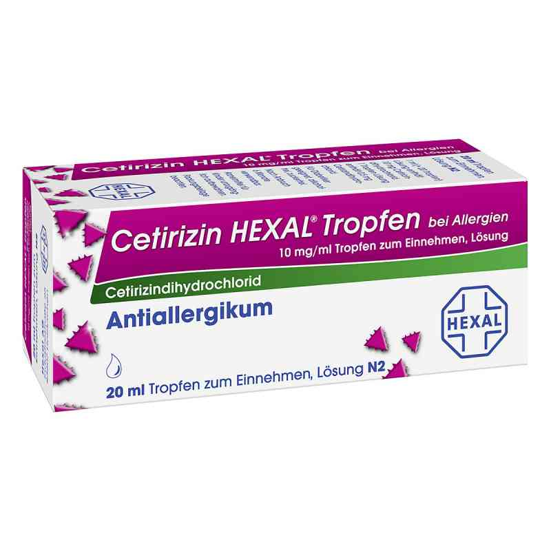 Cetirizin Hexal Tropfen b. Allergien zamów na apo-discounter.pl