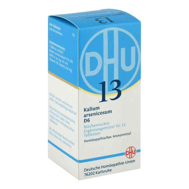 Biochemie Dhu 13 Kalium arsenicosum D 6 Tabl. zamów na apo-discounter.pl