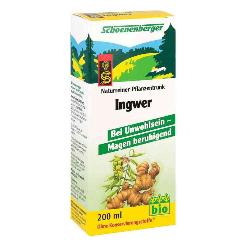 Ingwer Pflanzentrunk Schoenenberger zamów na apo-discounter.pl