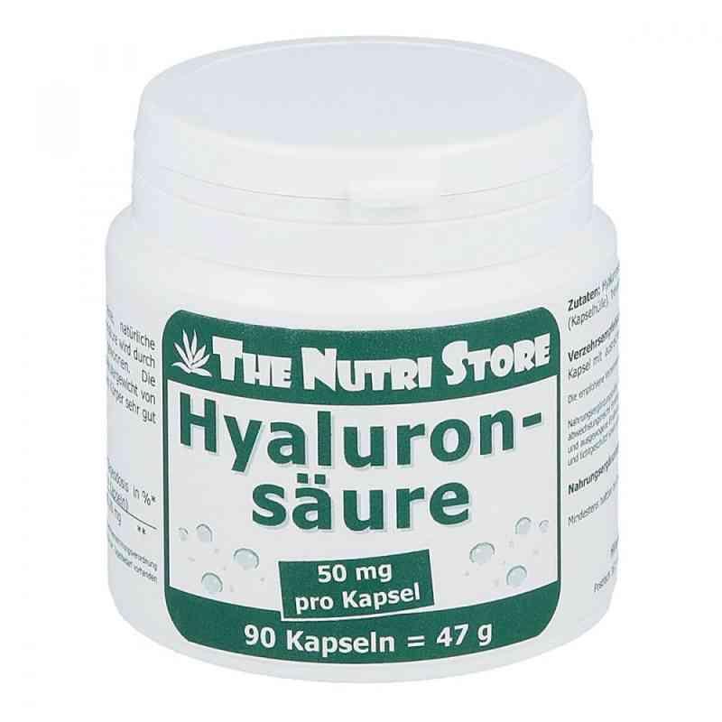 Kwas hialuronowy 50 mg kapsułki zamów na apo-discounter.pl