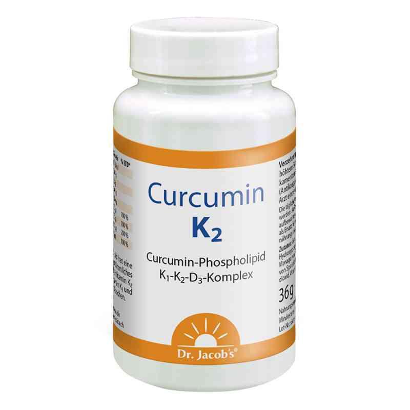 Curcumin K2 Doktor Jacob's kapsułki 60 szt. od Dr.Jacobs Medical GmbH PZN 02647384