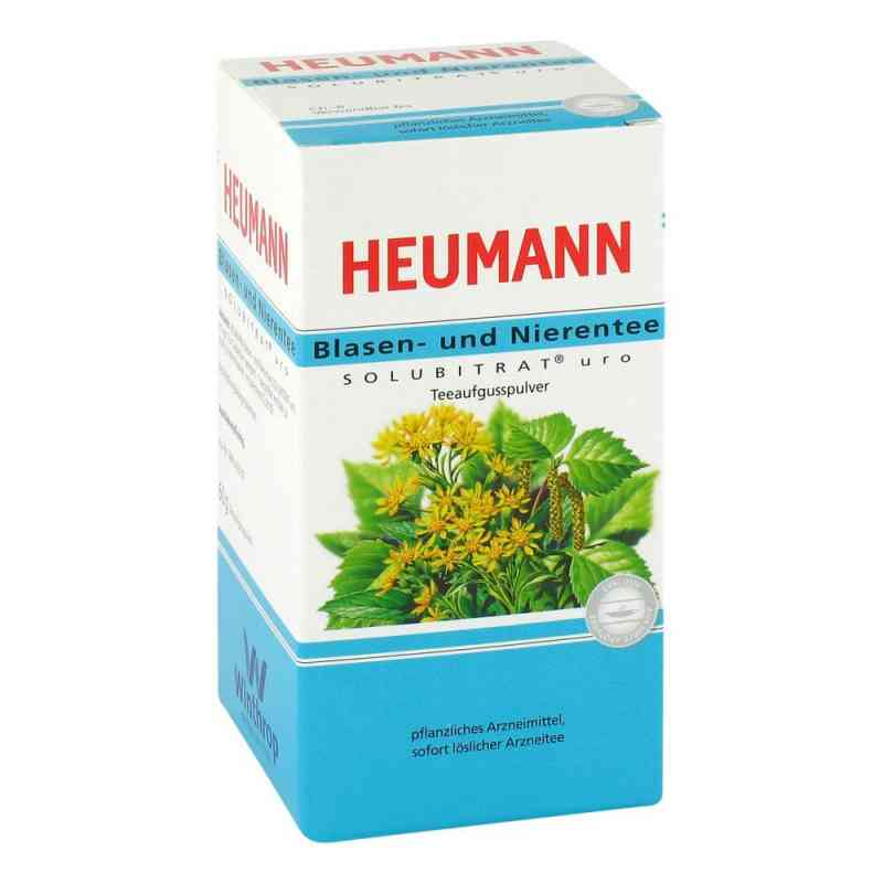 Heumann Blasen + Nieren Solubitrat Uro  zamów na apo-discounter.pl