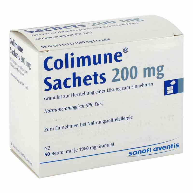 Colimune S 200 Granulat Sachet a 1960 mg  zamów na apo-discounter.pl