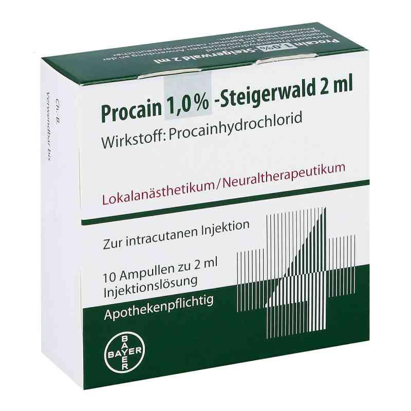 Procain 1% Steigerwald Inj.-lsg. zamów na apo-discounter.pl