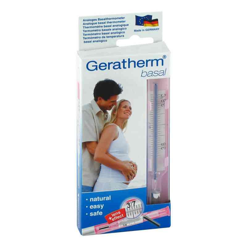 Geratherm basal analogowy termometr owulacyjny  zamów na apo-discounter.pl