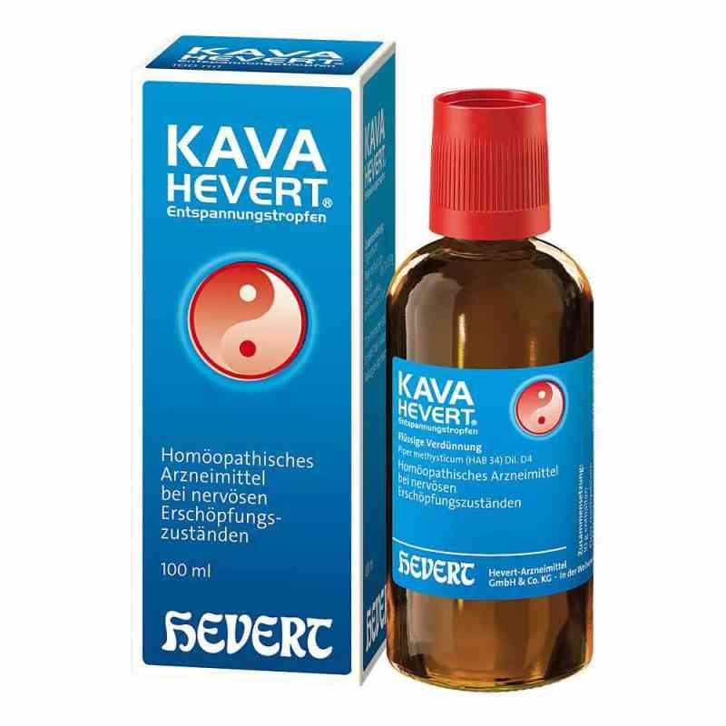 Kava Hevert Entspannungstropfen zamów na apo-discounter.pl