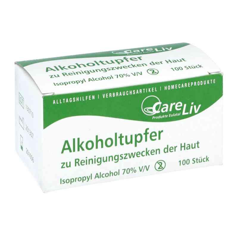 Alkoholtupfer 3x6cm steril  zamów na apo-discounter.pl