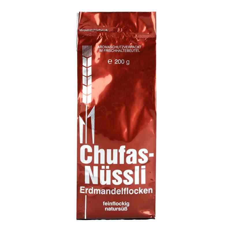 Chufas Nuessli płatki  zamów na apo-discounter.pl