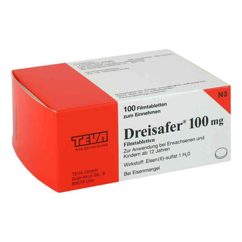 Dreisafer Filmtabl.  zamów na apo-discounter.pl