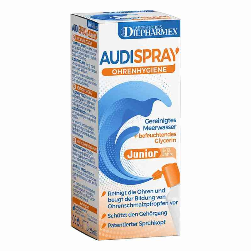 Audispray Junior aerozol  zamów na apo-discounter.pl