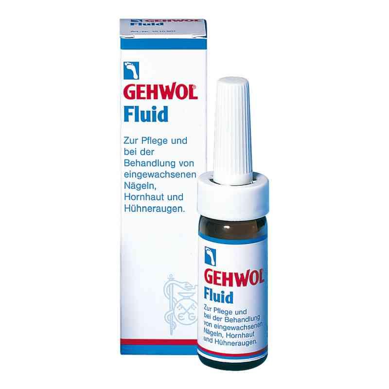 Gehwol fluid zmiękczający odciski  zamów na apo-discounter.pl