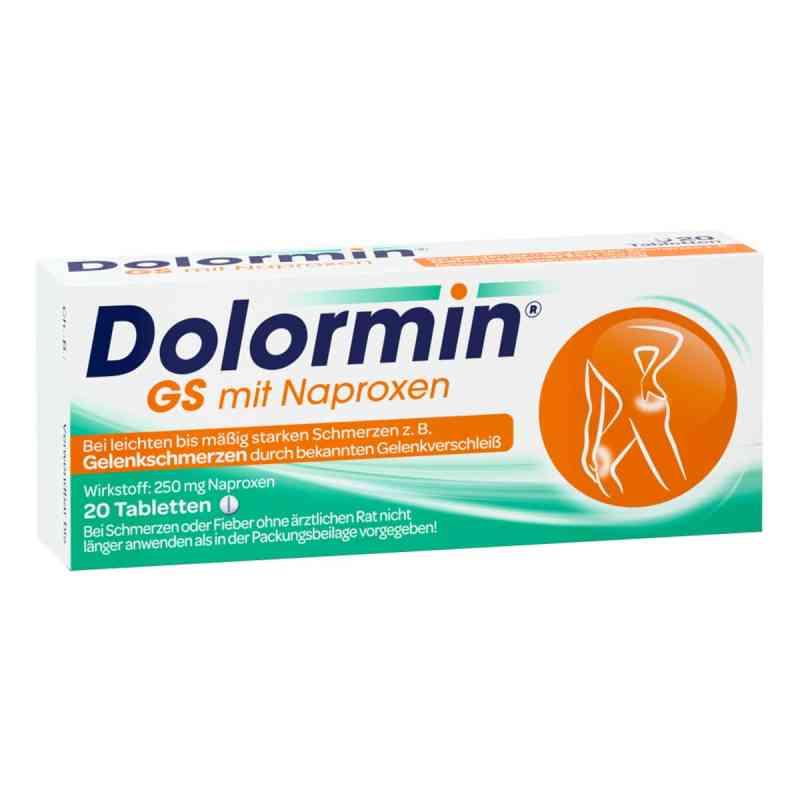 Dolormin Gs mit Naproxen Tabl.  zamów na apo-discounter.pl