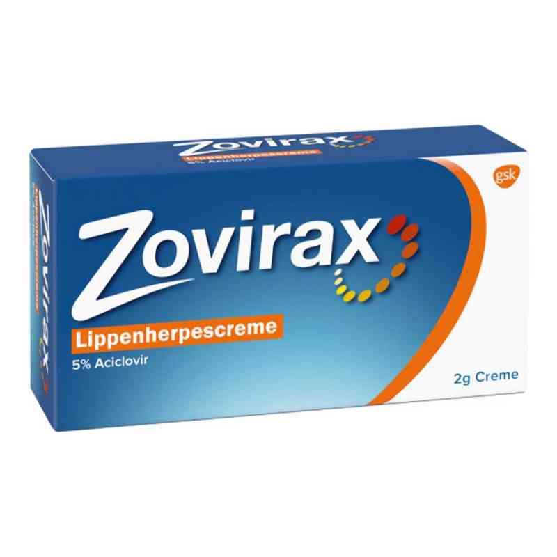 Zovirax Lippenherpes Creme zamów na apo-discounter.pl