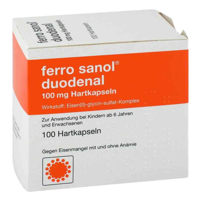 Ferro Sanol duodenal magens.res.Pellets i.Kaps. zamów na apo-discounter.pl