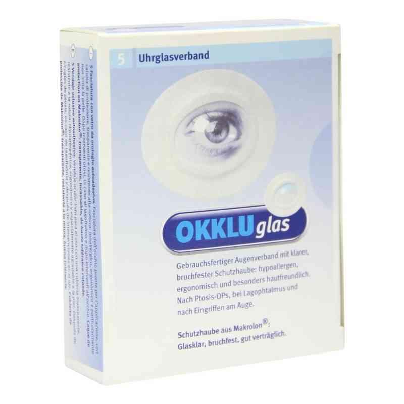Okkluglas Uhrglasverband  zamów na apo-discounter.pl