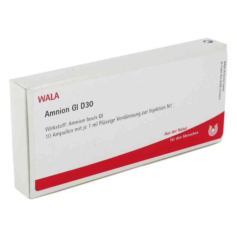 Wala Amnion Gl D30 ampułki  zamów na apo-discounter.pl