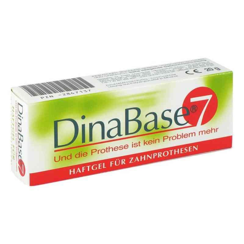 Dinabase 7 materiał mocujący do protez  zamów na apo-discounter.pl