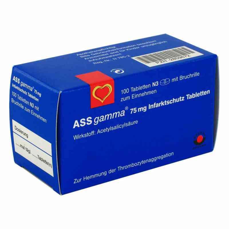Ass Gamma 75 mg Tabl.  zamów na apo-discounter.pl