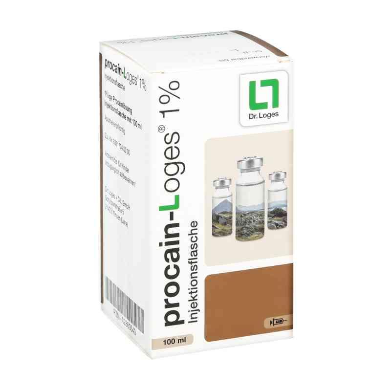 Procain Loges 1% Injektionsflasche zamów na apo-discounter.pl