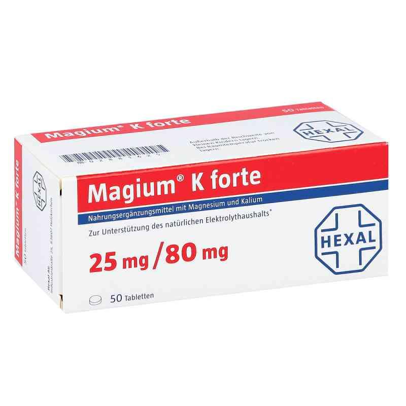 Magium K forte tabletki  zamów na apo-discounter.pl